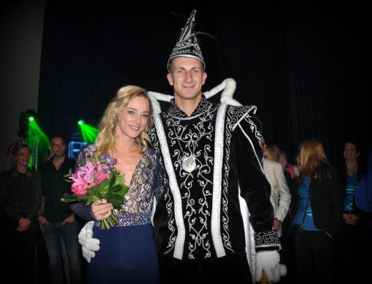 prinsenpaar Ut Germelaand 2018-2019