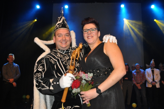 prinsenpaar Ut Germelaand 2018
